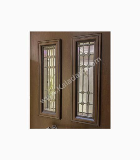 درب ضد سرقت شیشه خور