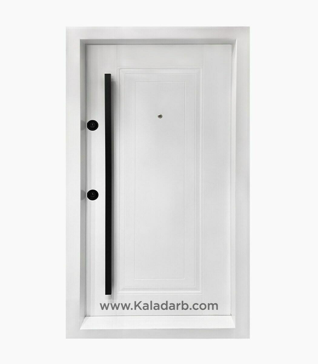 درب سفید مدرن