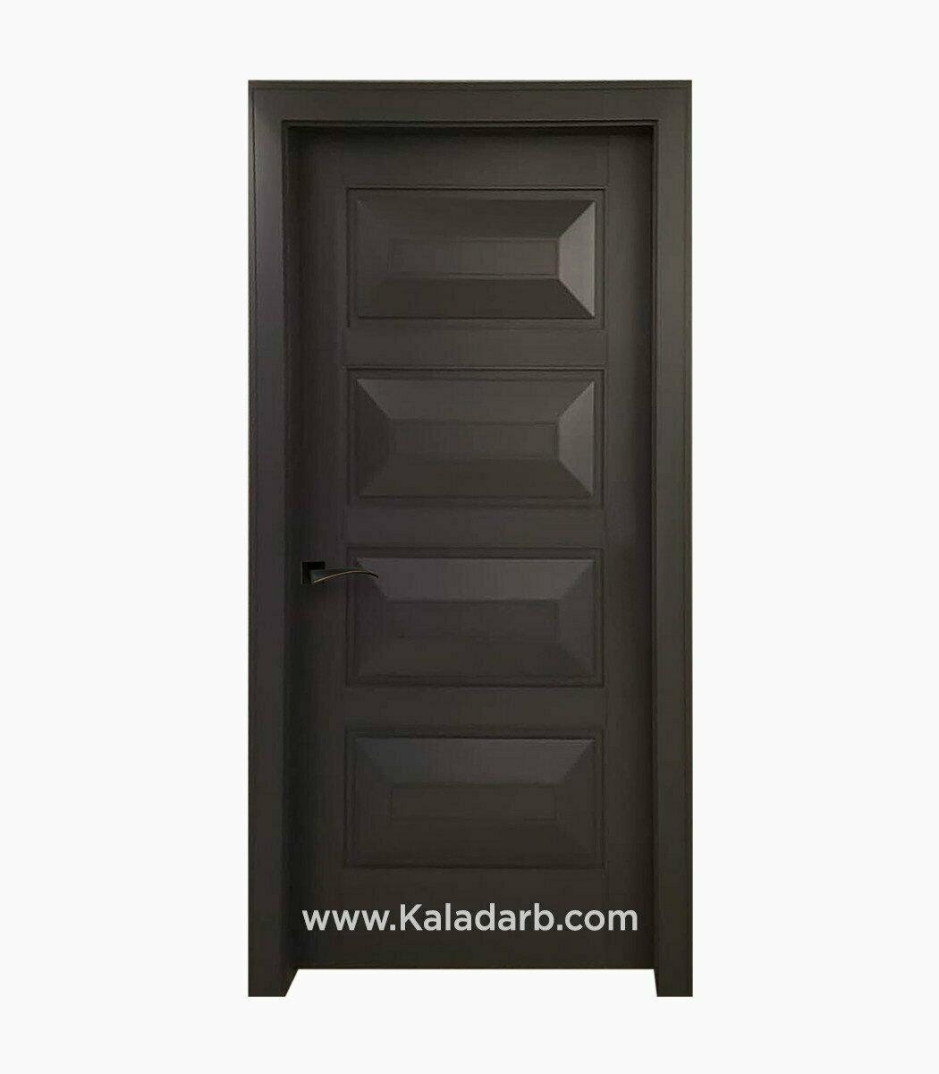 درب اتاق خاکستری